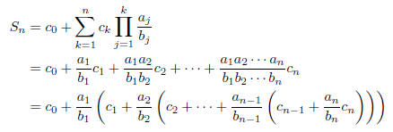 こつこつアルゴリズム(Spigot Algorithm) こつこつアルゴリズム(Spigot A